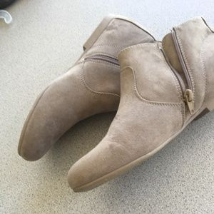 X-Appeal Booties, 10, Coffee